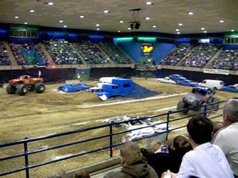 monster truck show salisbury md bigfoot vs tamale monster truck winter nationals