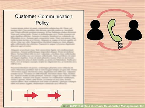 9 how to write customer how to write a customer relationship management plan