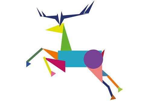 animal geometry  behance