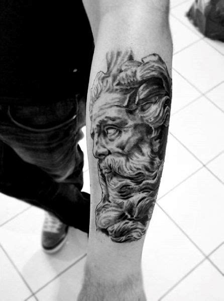 80 Zeus Tattoo Designs For Men - A Thunderbolt Of Ideas | Tattoos | Zeus tattoo, Tattoo designs