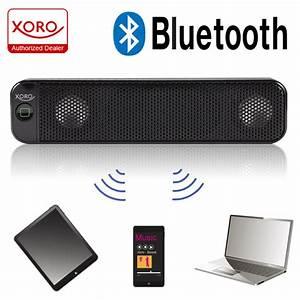 Lautsprecher Akku Bluetooth : bluetooth lautsprecher soundboost xoro hxs 700 speaker sound box mit akku mobile 4260001037283 ~ Markanthonyermac.com Haus und Dekorationen
