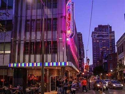 Philadelphia Gayborhood Bars Nightlife Vez Spots Exterior