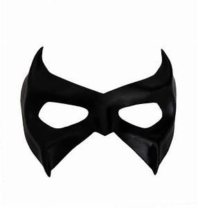 batman face mask template - batman superhero nightwing robin dick grayson cosplay