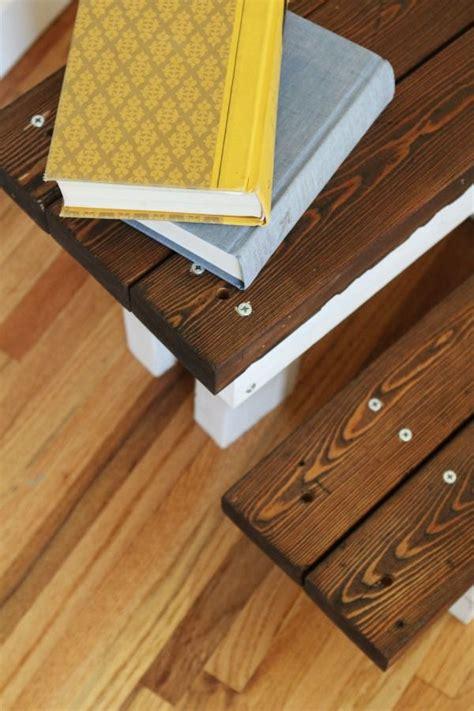 easy  step stool tutorial diy furniture easy