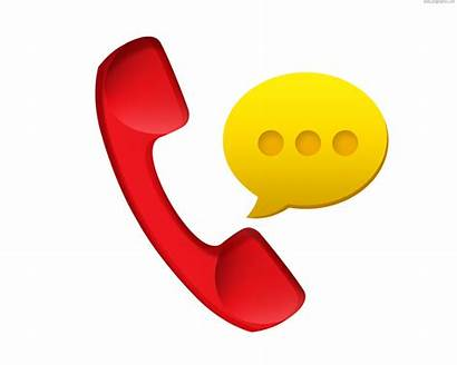 Message Voice Icon Psd Voicemail Clipart Phone