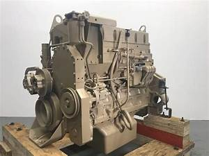 Cummins Ism Isme Qsm 11 Engine Workshop Service Repair