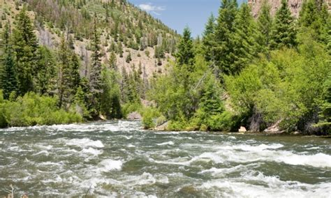 blue river colorado fly fishing camping boating alltrips