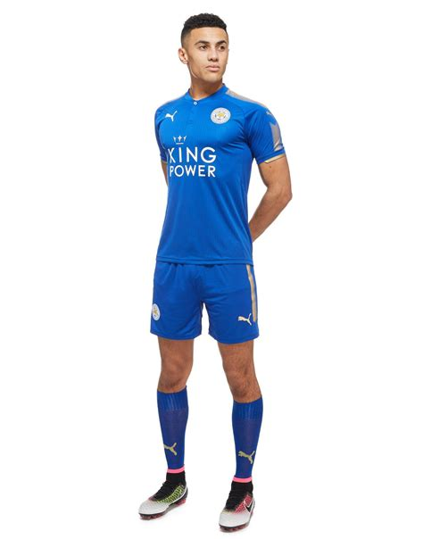 Leicester city fc + join group. PUMA Synthetic Leicester City Fc 2017/18 Home Shorts in ...