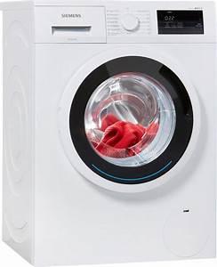 Waschmaschine Von Bosch : siemens waschmaschine iq300 wm14n0eco 6 kg 1400 u min online kaufen otto ~ Yasmunasinghe.com Haus und Dekorationen