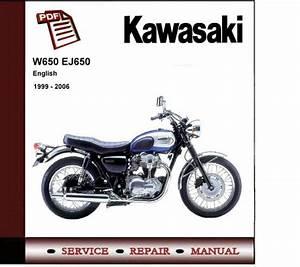 Free Kawasaki W650 Ej650 Service Repair Manua L Download  U2013 Best Repair Manual Download