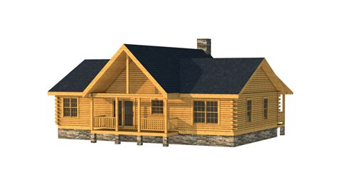 Jerome  Plans & Information  Southland Log Homes