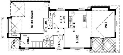 Luxury Classic European House Plans With Narrow Lot Design