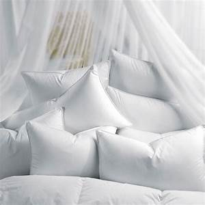 Could your pillow be a hazard to your health amoilscom for Big white bed pillows