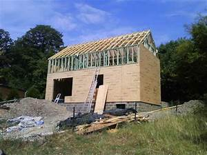 Plancher Bois Etage : construire sa maison son chalet l 39 tage le plancher et ~ Premium-room.com Idées de Décoration