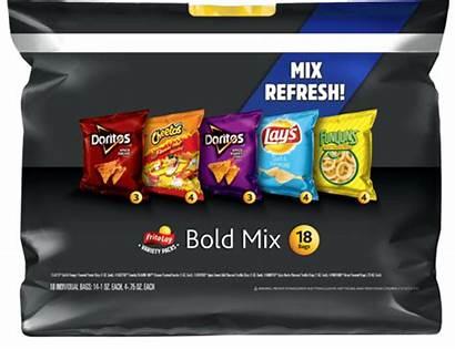Mix Bold Frito Lay Variety Pack Packs