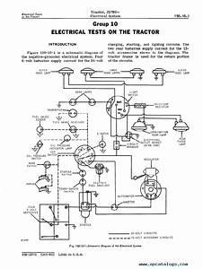 John Deere Jd760 Tractor Service Manual Sm