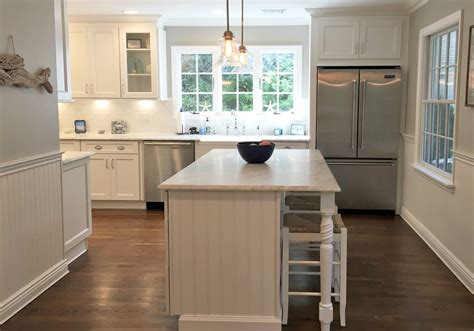 white coastal kitchen by the sea how to design a coastal inspired kitchen the 1015