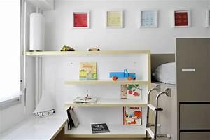 Aménagement Petite Chambre Ado : amenagement chambre bebe 9m2 visuel 3 ~ Teatrodelosmanantiales.com Idées de Décoration
