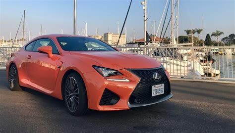 2017 Lexus Rc F  Review  The Torque Report