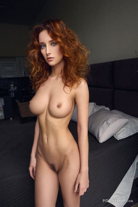 Sexy Redhead Naked Porned Up