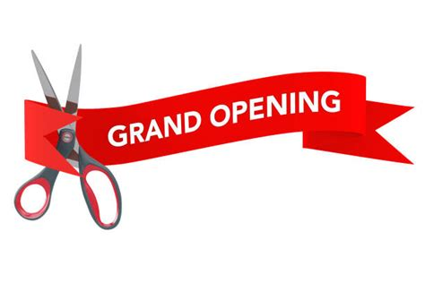 Top 60 Grand Opening Stock Photos, Pictures, And Images