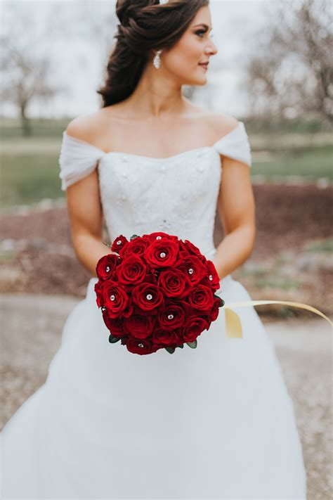 Wedding Inspiration: Beauty & the Beast BridalGuide