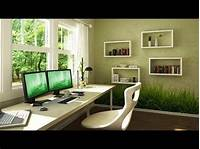 home office colors Home Office Paint Color Ideas - YouTube
