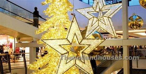 commercial christmas decorations ideas