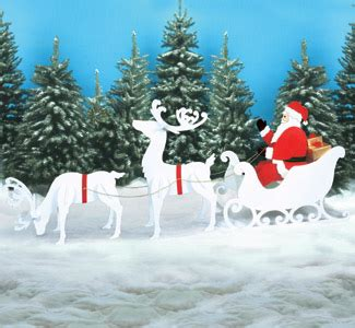woodworking plans eagle pattern wooden santa sleigh