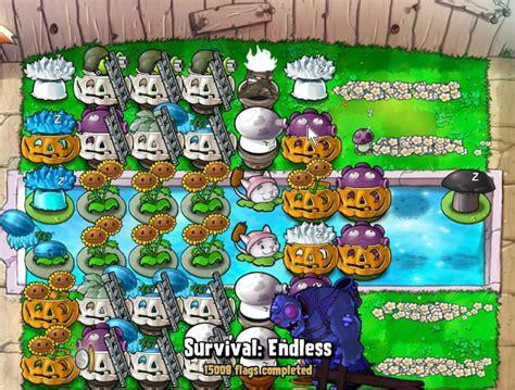 endless survival strategy zombies plants vs repair wiki wikia
