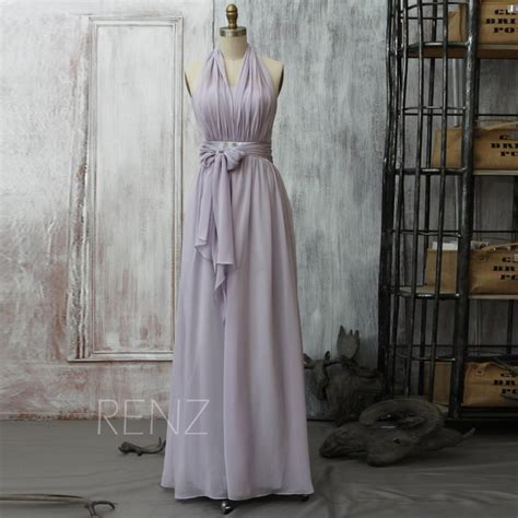 light grey bridesmaid dresses long 2015 long gray bridesmaid dress light grey bow wedding