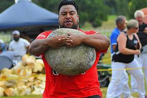 Sunlive - Strongman Wins First Nz Comp