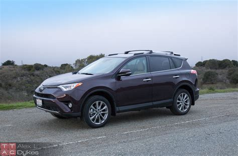 toyota rav 2016 toyota rav4 limited exterior 005 the truth about cars