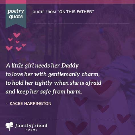 father poems  children