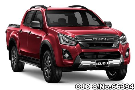2018 Isuzu Dmax Red For Sale  Stock No 66394 Japanese