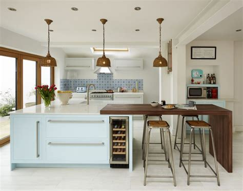 kitchen island seating ideas real homes