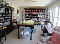 sewing room designs Sew Many Ways...: Sewing/Craft Room Ideas and Updates...