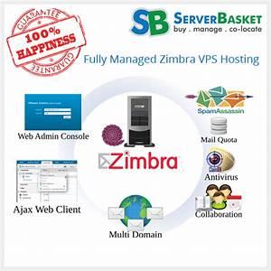 Zimbra VPS Hosting at Low Price | VPS Email Server Hosting