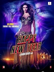 Deepika Padukone's Look in Happy New Year