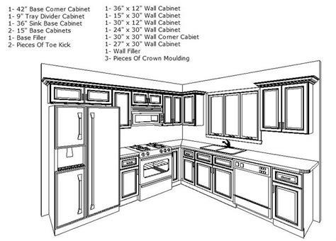 kitchen cabinets design layout 10 x 10 kitchen layout hgtv remodels remodel