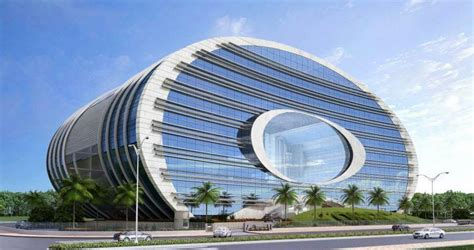 hafeez contractor ongc corporate offices ongc corporate