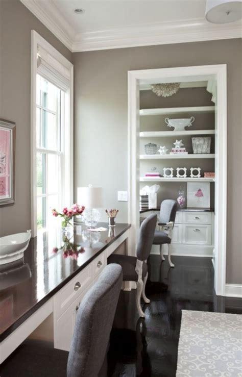 glam girly feminine workspace design ideas