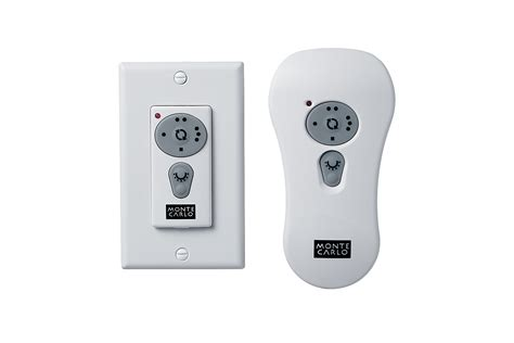 monte carlo fan remote control reversible wall hand held remote control with up downlight