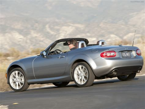 2009 Mazda Mx 5 Exotic Car Picture 13 Of 34 Diesel Station