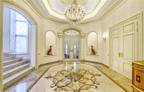 12 Marble Floor Designs For Styling Every Home