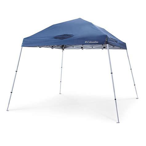 gazelle gazebo wind panels  pack  canopy screen pop  tents  sportsmans guide