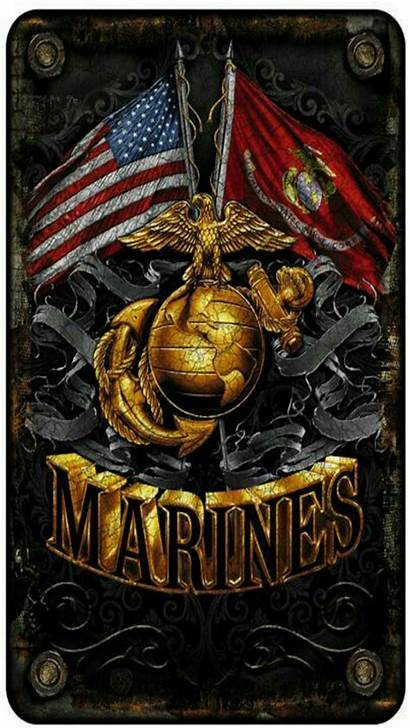 Marine Corps Flag Usmc Android Marines Signs