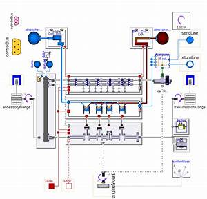 First Combustion Engine Diagram