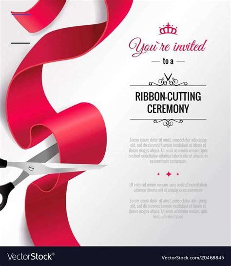 inauguration invitation card design nel