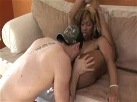 White Guy Eat Black Pussy